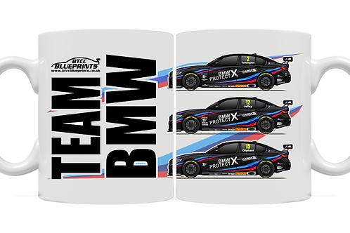 Team BMW 2021 11oz Mug