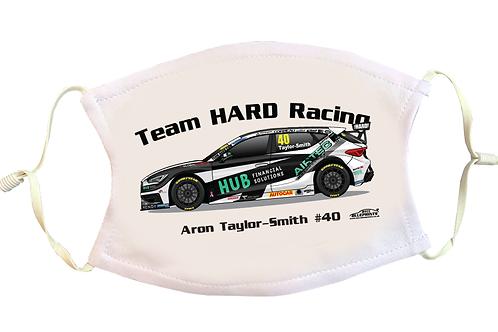 Aron Taylor-Smith 2021 | Team HARD | Face Mask