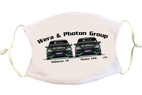 Wera & Photon Group 2021   Face Mask