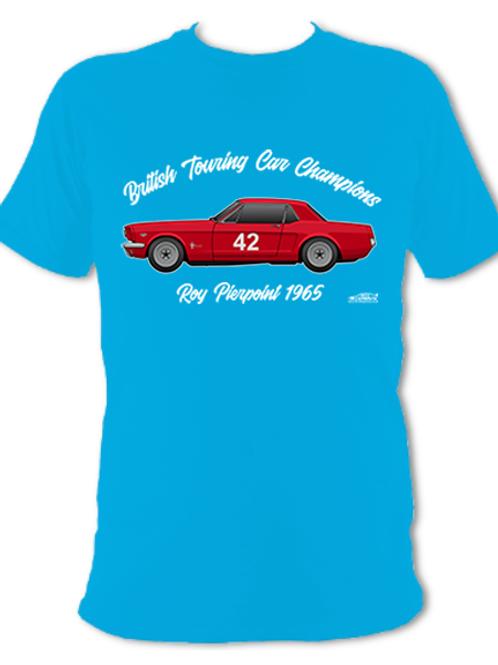 Roy Pierpoint 1965 Champion | Adult Unisex | Short Sleeve T-Shirt