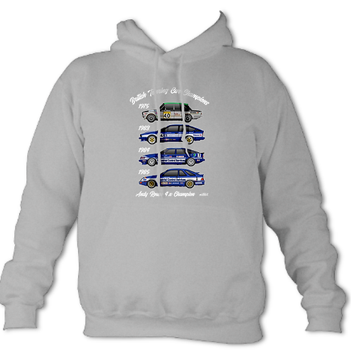 Andy Rouse 4 x Champion | Children's | Hoodie