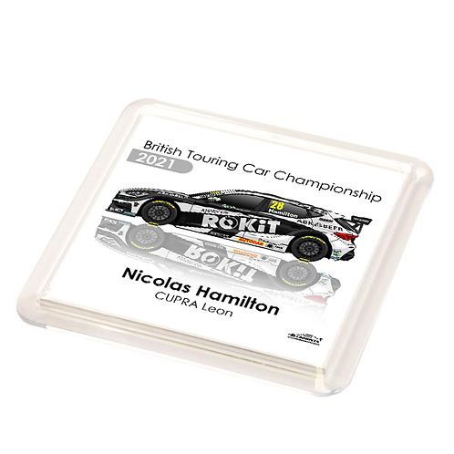 Nicolas Hamilton 2021   Team HARD   Coaster