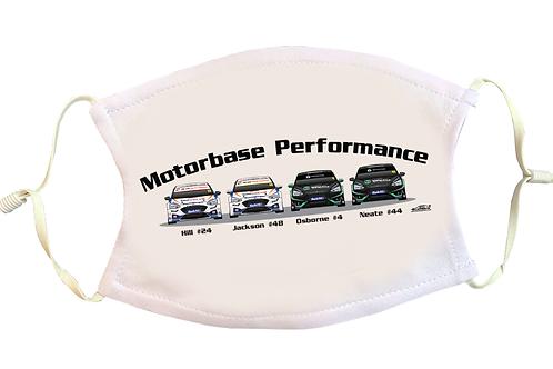 Motorbase Performance 2021 | Face Mask
