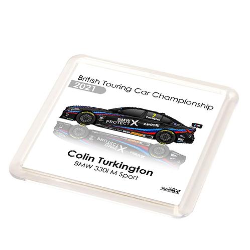Colin Turkington 2021 | Team BMW | Coaster