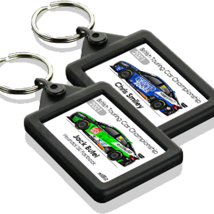 Excelr8 Trade Price Cars 2021 Keyring