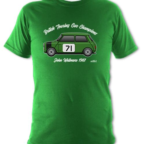John Whitmore 1961 Champion | Children's | Short Sleeve T-shirt