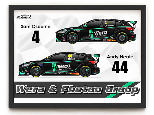 Wera & Photon Group 2021 A4 Poster