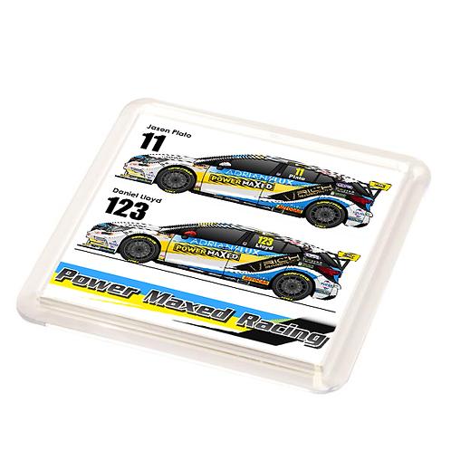 Power Maxed Racing 2021 Coaster