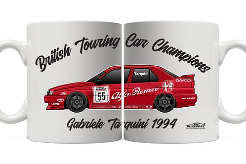 Gabriele Tarquini 1994 Champion 11oz Mug