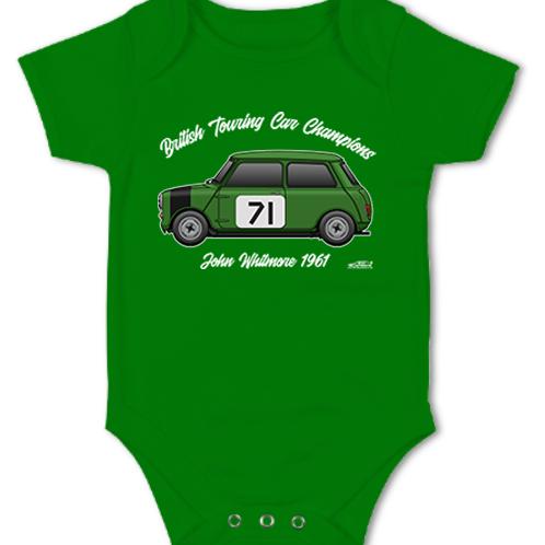 John Whitmore 1961 Champion | Baby Grow