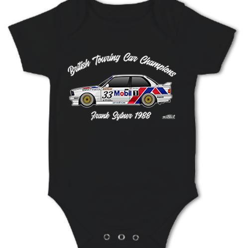 Frank Sytner 1988 Champion | Baby Grow