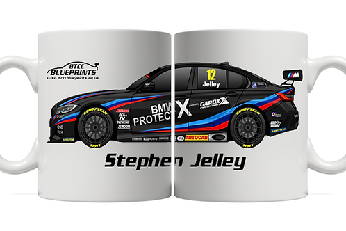 Stephen Jelley 2021 | Team BMW | 11oz Mug