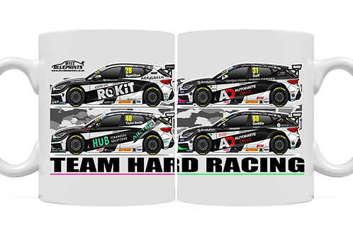 Team HARD Racing 2021 | 11oz Mug