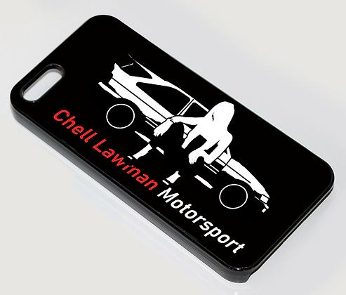 Chell Lawman Motorsport Phone Case