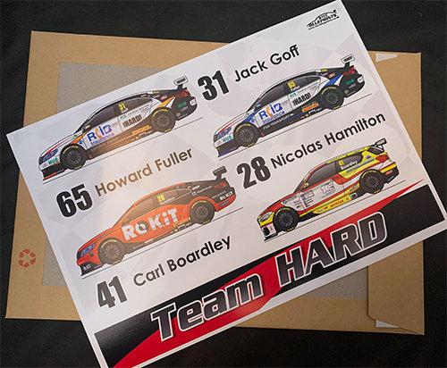 Team HARD 2020 Poster