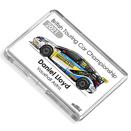 Daniel Lloyd 2021 | Power Maxed Racing | Magnet