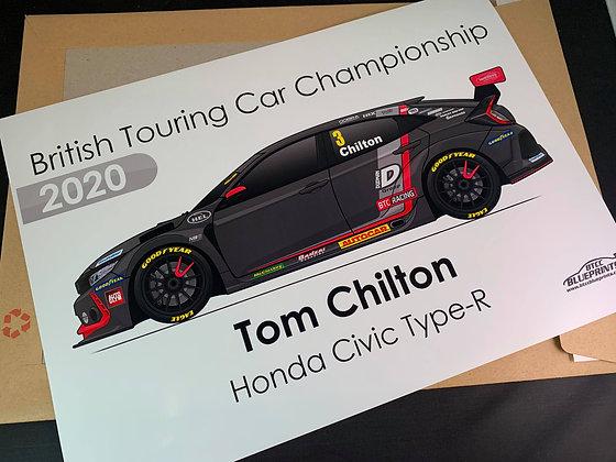 BTC Racing 2020 Poster