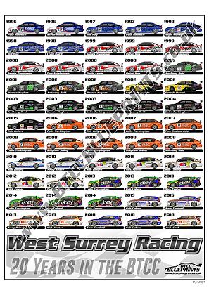 WSR 20th Anniversary