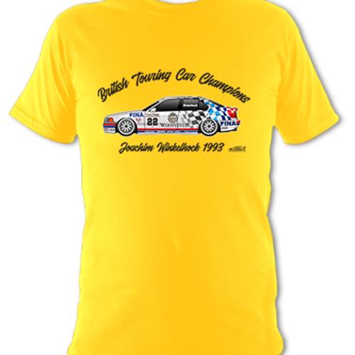 Joachim Winkelhock 1993 Champion | Children's | Short Sleeve T-shirt