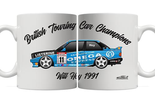 Will Hoy 1991 Champion 11oz Mug