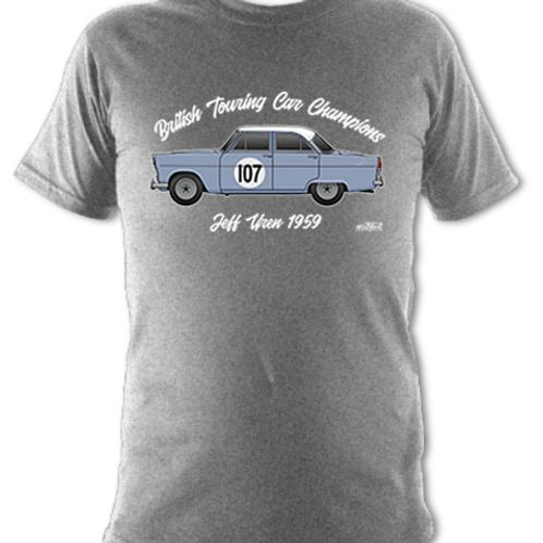 Jeff Uren 1959 Champion | Children's | Short Sleeve T-shirt