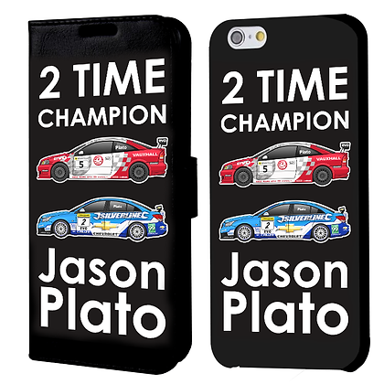 2 Time Champions Phone Case
