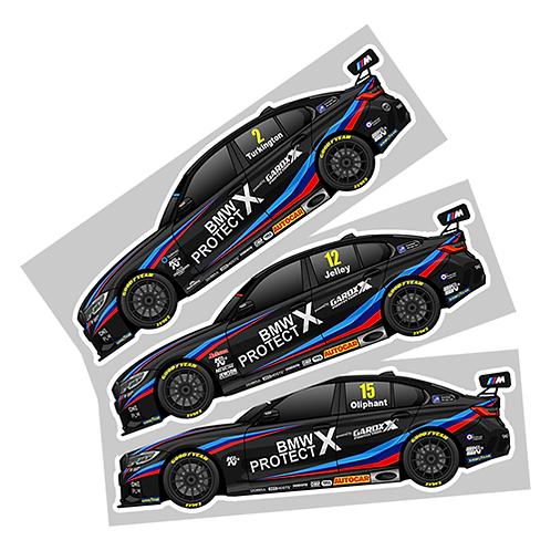 Team BMW 2021 Sticker