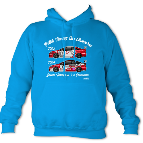 James Thompson 2 x Champion | Children's | Hoodie