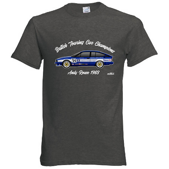 1983 Andy Rouse T-Shirt