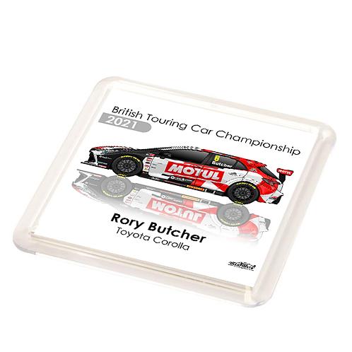 Rory Butcher 2021 | Toyota Gazoo Racing | Coaster