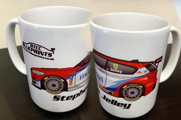 2019 Team Parker Racing Mug