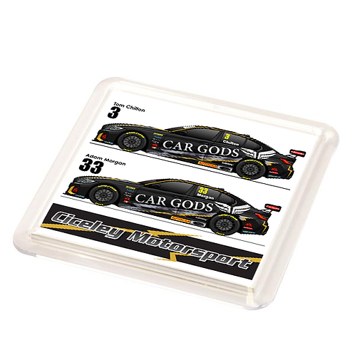 Ciceley Motorsport 2021 Coaster