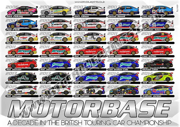 Motorbase First Decade