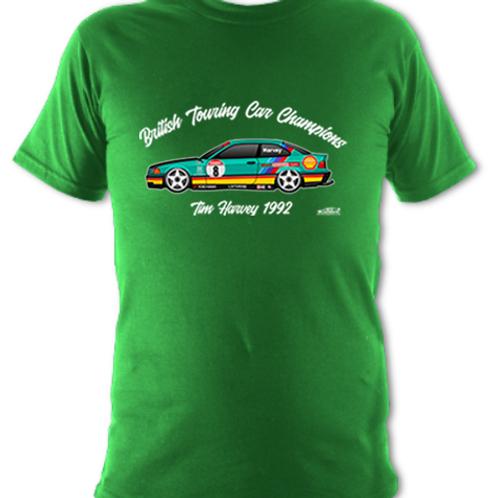 Tim Harvey 1992 Champion | Children's | Short Sleeve T-shirt