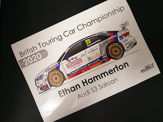 Ethan Hammerton 2020 Poster