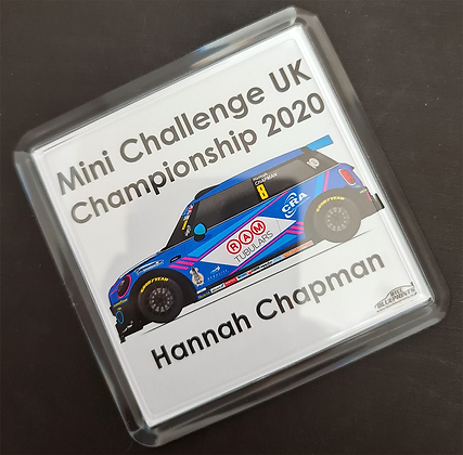 Hannah Chapman 2020 Coaster