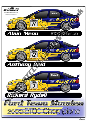 Ford Team Mondeo