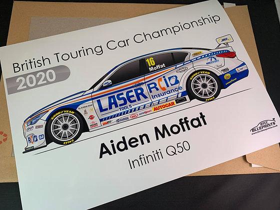 Laser Tools Racing 2020 Poster