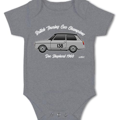 Doc Shepherd 1960 Champion | Baby Grow