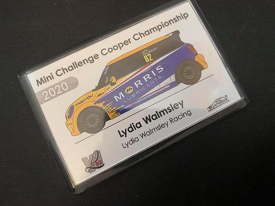 Lydia Walmsley 2020 Magnet