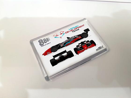 Triple Eight Vermin Development Racing Magnet