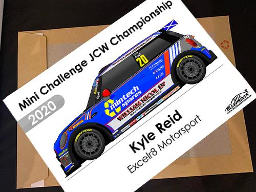 Kyle Reid 2020 Poster