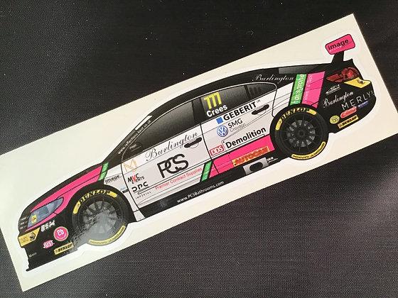 Michael Crees 2019 Sticker