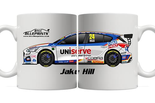 Jake Hill 2021 | Motorbase Performance | 11oz Mug