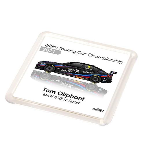Tom Oliphant 2021 | Team BMW | Coaster