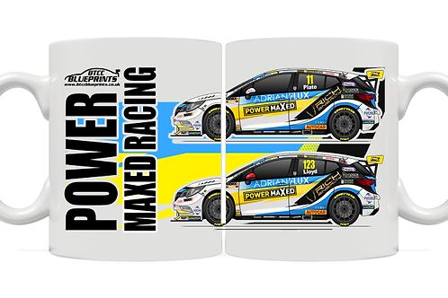 Power Maxed Racing 2021 11oz Mug