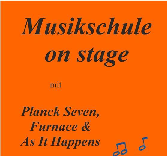 2. Live-Gig: Musictrain Bandwettbewerb in Püttlingen