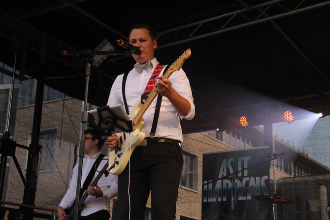 Ankündigung: As It Happens (Trio) bei der Endspurt-Veranstaltung der SPD Völklingen - 21.09.2017