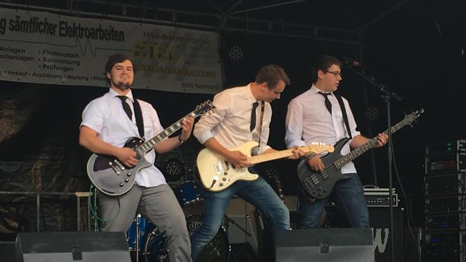 Open Air Abschluss 2016: Marktfest in Riegelsberg