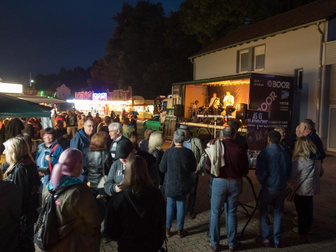 Toller Abend bei der Kirmes in Lauterbach am 02. September 2017